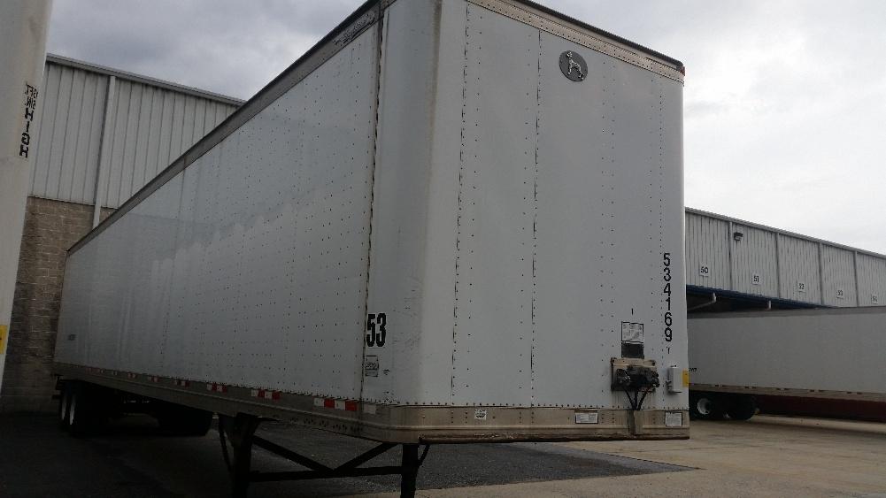 Dry Van Trailer-Semi Trailers-Great Dane-2005-Trailer-CARLISLE-PA-277,387 miles-$12,750