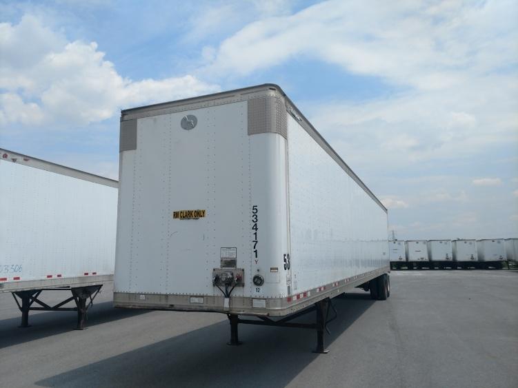Dry Van Trailer-Semi Trailers-Great Dane-2005-Trailer-ALLEN PARK-MI-366,200 miles-$11,500