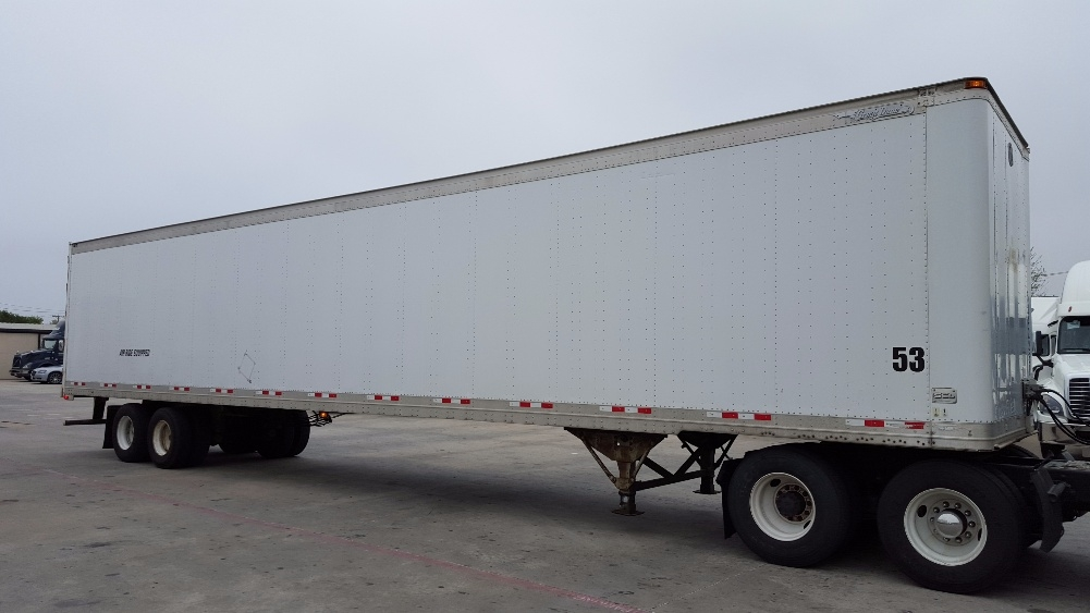 Dry Van Trailer-Semi Trailers-Great Dane-2005-Trailer-CHARLOTTE-NC-493,422 miles-$9,750