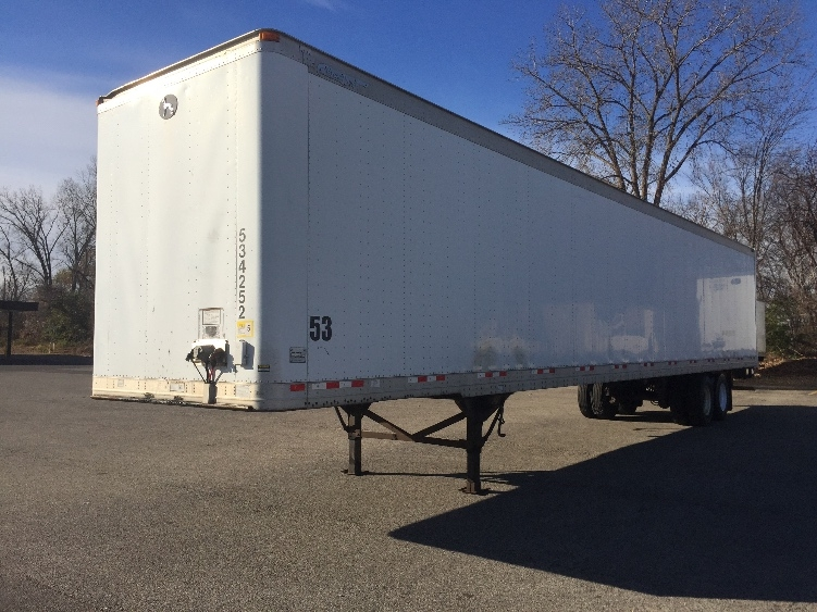 Dry Van Trailer-Semi Trailers-Great Dane-2005-Trailer-GRAND RAPIDS-MI-336,070 miles-$10,500