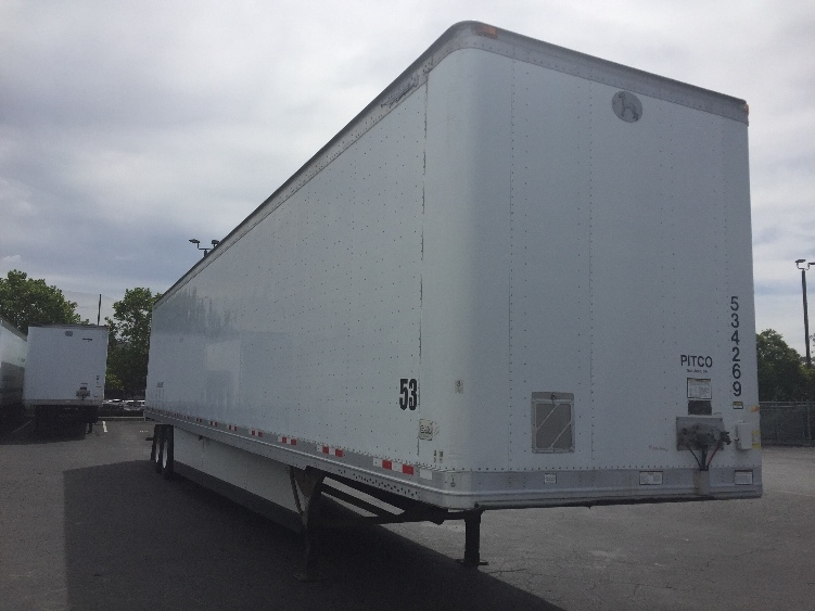 Dry Van Trailer-Semi Trailers-Great Dane-2005-Trailer-HAYWARD-CA-313,664 miles-$12,750