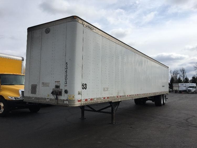 Dry Van Trailer-Semi Trailers-Great Dane-2005-Trailer-PERRYSBURG-OH-436,400 miles-$12,250