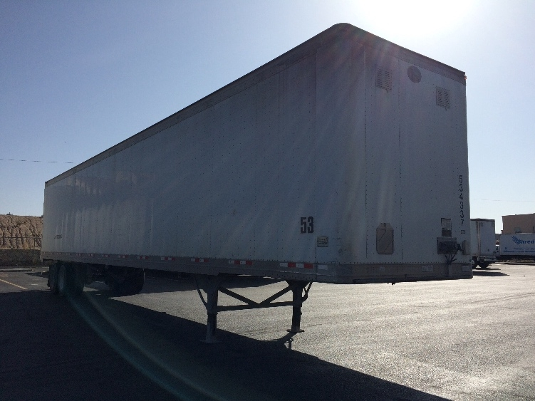 Dry Van Trailer-Semi Trailers-Great Dane-2005-Trailer-EL PASO-TX-327,159 miles-$11,500