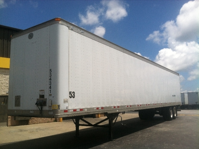 Dry Van Trailer-Semi Trailers-Great Dane-2005-Trailer-SPRINGFIELD-MO-530,806 miles-$12,750