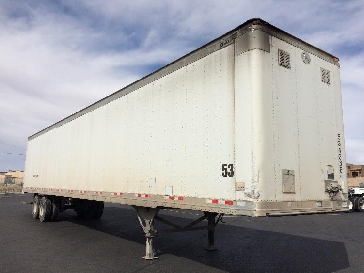 Dry Van Trailer-Semi Trailers-Great Dane-2005-Trailer-SUN VALLEY-CA-323,650 miles-$11,500
