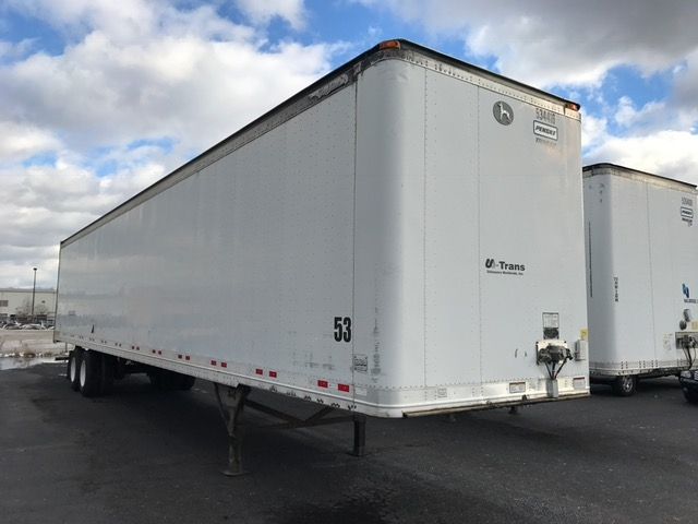 Dry Van Trailer-Semi Trailers-Great Dane-2005-Trailer-AKRON-OH-418,133 miles-$12,250