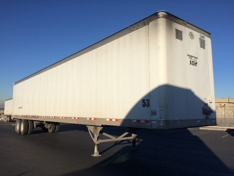 Dry Van Trailer-Semi Trailers-Great Dane-2005-Trailer-EL PASO-TX-404,410 miles-$11,500