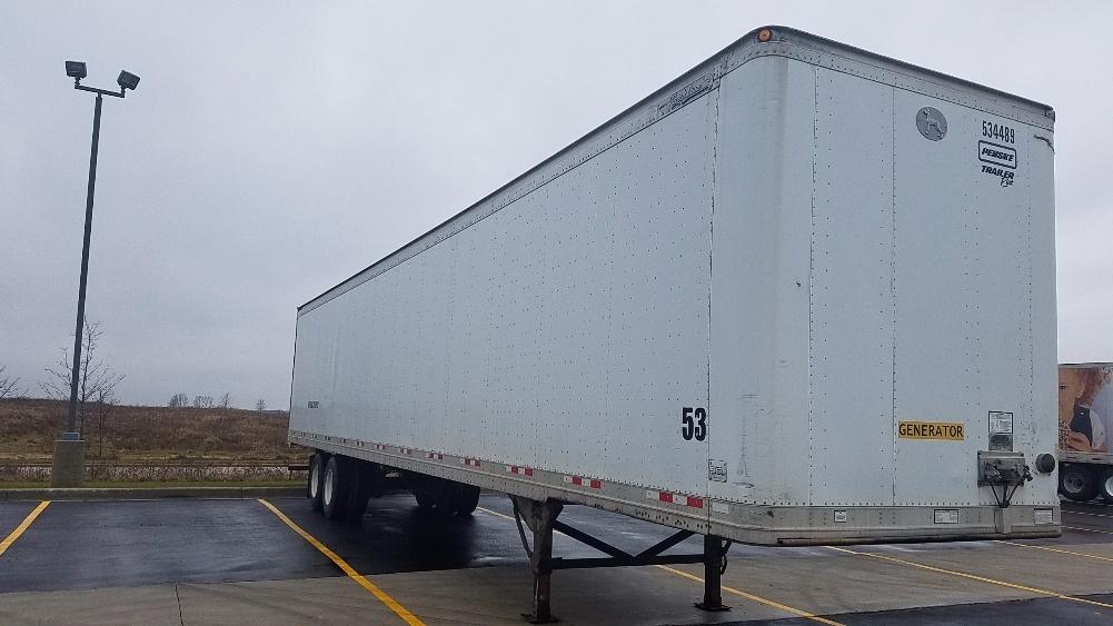 Dry Van Trailer-Semi Trailers-Great Dane-2005-Trailer-SHEBOYGAN-WI-508,442 miles-$12,750