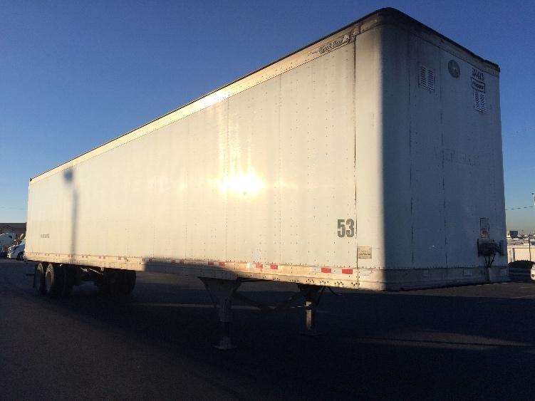 Dry Van Trailer-Semi Trailers-Great Dane-2005-Trailer-EL PASO-TX-560,989 miles-$12,750