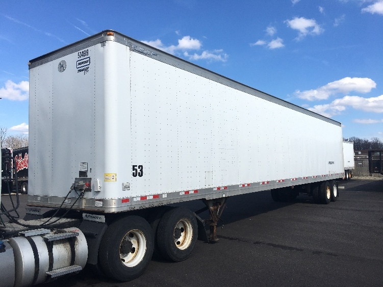 Dry Van Trailer-Semi Trailers-Great Dane-2005-Trailer-MOUNT PLEASANT-PA-534,519 miles-$10,250