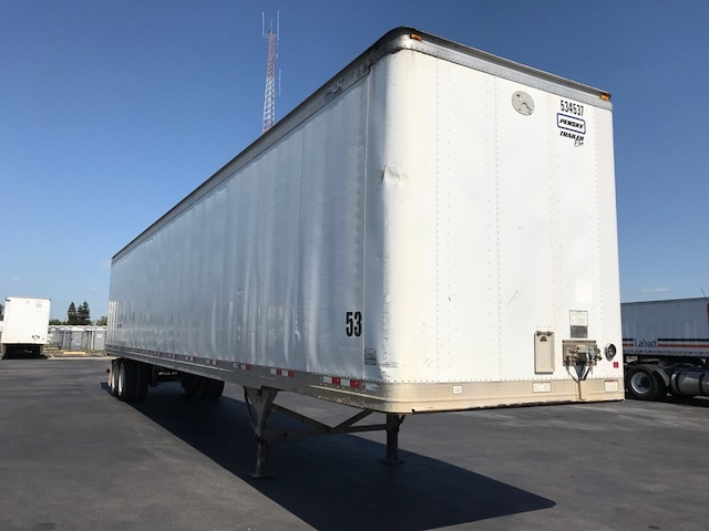 Dry Van Trailer-Semi Trailers-Great Dane-2005-Trailer-HARLINGEN-TX-329,322 miles-$9,500