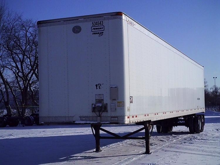 Dry Van Trailer-Semi Trailers-Great Dane-2005-Trailer-FORT WAYNE-IN-387,828 miles-$9,250