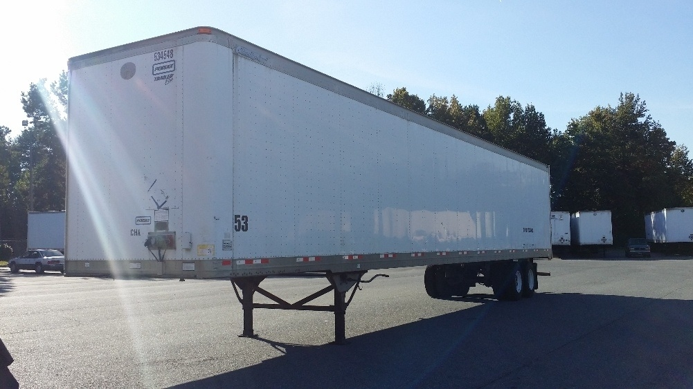 Dry Van Trailer-Semi Trailers-Great Dane-2005-Trailer-CONOVER-NC-419,742 miles-$12,750