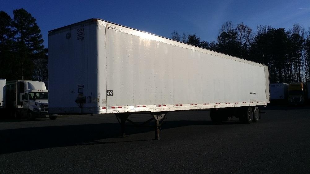 Dry Van Trailer-Semi Trailers-Great Dane-2005-Trailer-CHARLOTTE-NC-254,590 miles-$12,750