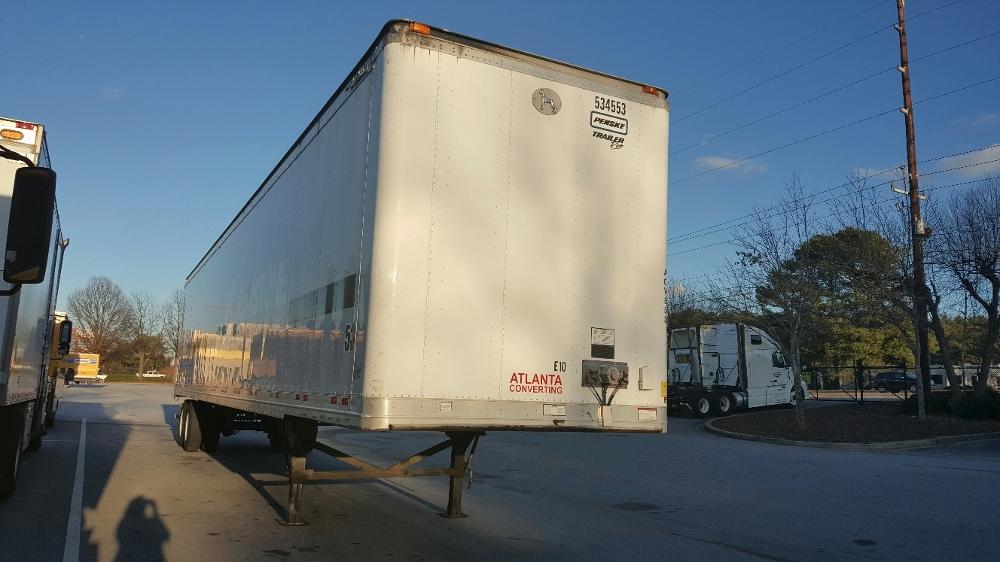 Dry Van Trailer-Semi Trailers-Great Dane-2005-Trailer-ATLANTA-GA-289,057 miles-$12,750