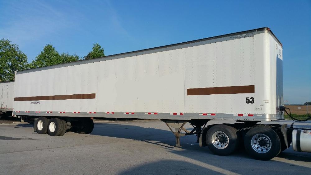 Dry Van Trailer-Semi Trailers-Great Dane-2005-Trailer-ATLANTA-GA-288,880 miles-$14,000