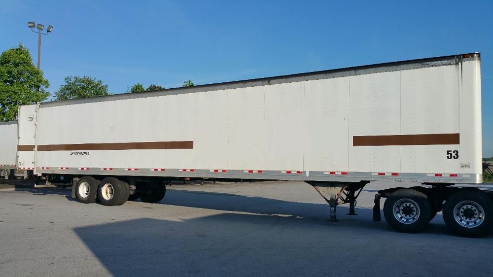 Dry Van Trailer-Semi Trailers-Great Dane-2005-Trailer-ATLANTA-GA-268,956 miles-$14,750