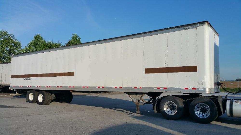 Dry Van Trailer-Semi Trailers-Great Dane-2005-Trailer-ATLANTA-GA-259,242 miles-$12,750