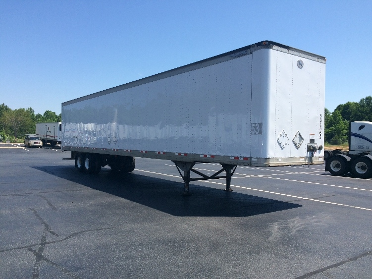 Dry Van Trailer-Semi Trailers-Great Dane-2005-Trailer-WINSTON SALEM-NC-378,501 miles-$12,750