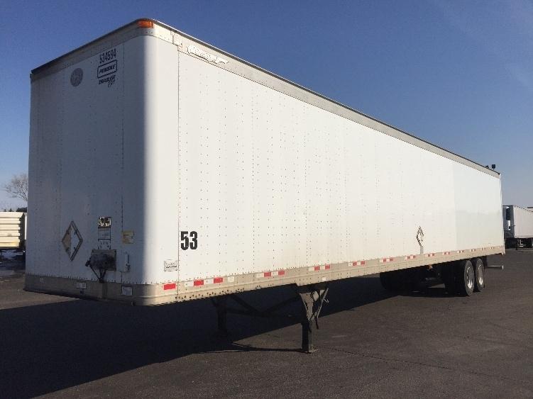Dry Van Trailer-Semi Trailers-Great Dane-2005-Trailer-ELKHART-IN-617,058 miles-$10,750
