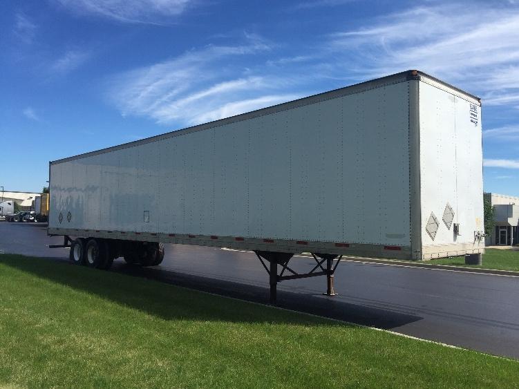 Dry Van Trailer-Semi Trailers-Trailmobile-2005-Trailer-DE PERE-WI-491,834 miles-$12,750