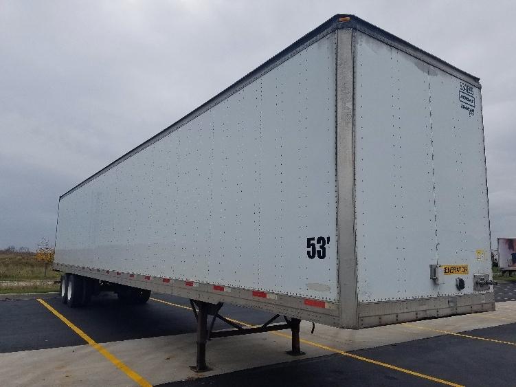 Dry Van Trailer-Semi Trailers-Trailmobile-2005-Trailer-SHEBOYGAN-WI-236,817 miles-$12,250