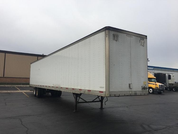Dry Van Trailer-Semi Trailers-Trailmobile-2005-Trailer-SPARKS-NV-374,273 miles-$13,750