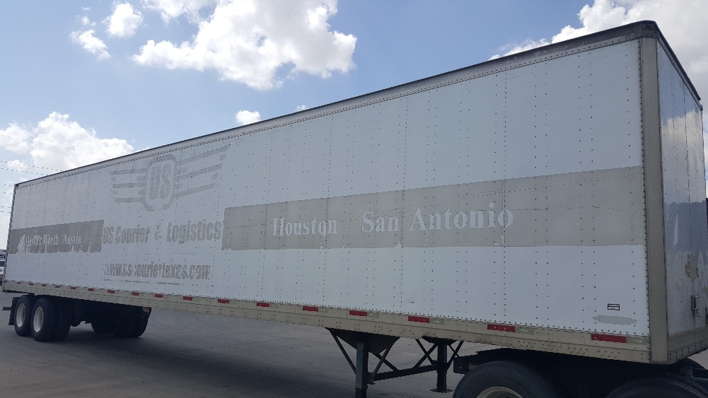 Dry Van Trailer-Semi Trailers-Trailmobile-2005-Trailer-DALLAS-TX-367,196 miles-$12,750