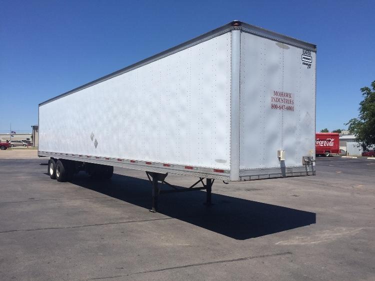 Dry Van Trailer-Semi Trailers-Trailmobile-2005-Trailer-TULSA-OK-306,604 miles-$14,000