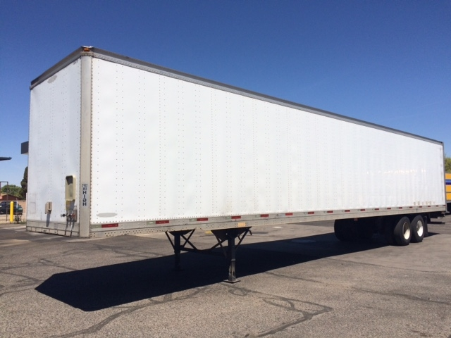 Dry Van Trailer-Semi Trailers-Trailmobile-2005-Trailer-TUCSON-AZ-629,792 miles-$12,750