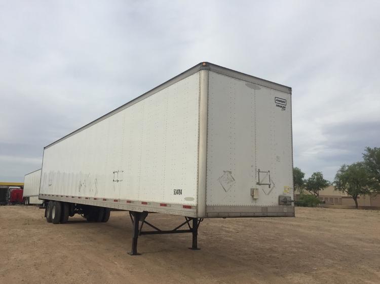 Dry Van Trailer-Semi Trailers-Trailmobile-2006-Trailer-PHOENIX-AZ-244,573 miles-$14,250