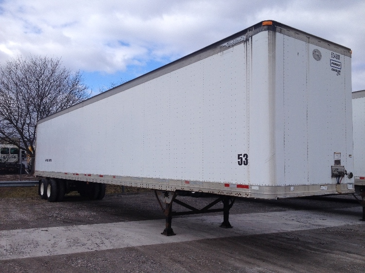 Dry Van Trailer-Semi Trailers-Great Dane-2005-Trailer-ALLENTOWN-PA-338,099 miles-$10,250