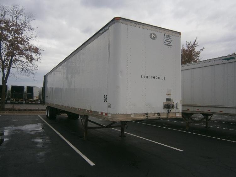 Dry Van Trailer-Semi Trailers-Great Dane-2005-Trailer-CARLISLE-PA-365,631 miles-$12,750
