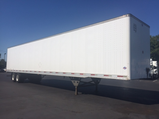 Dry Van Trailer-Semi Trailers-Utility-2006-Trailer-KING OF PRUSSIA-PA-360,367 miles-$13,500