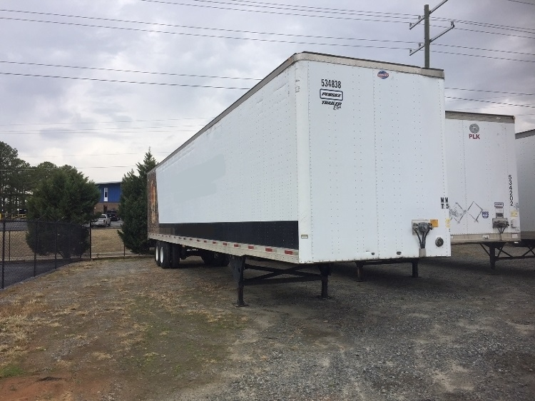 Dry Van Trailer-Semi Trailers-Utility-2006-Trailer-CONCORD-NC-469,325 miles-$8,250