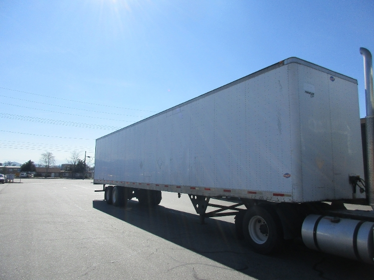 Dry Van Trailer-Semi Trailers-Utility-2006-Trailer-ANAHEIM-CA-389,229 miles-$11,750