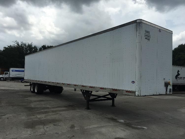 Dry Van Trailer-Semi Trailers-Utility-2006-Trailer-TAMPA-FL-294,022 miles-$12,000