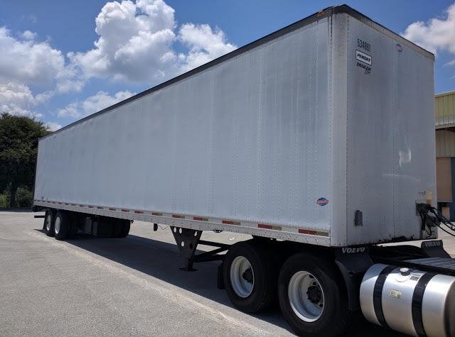 Dry Van Trailer-Semi Trailers-Utility-2006-Trailer-LAKELAND-FL-511,036 miles-$13,250