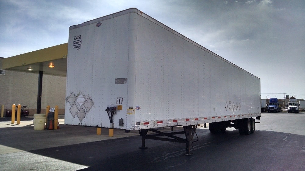 Dry Van Trailer-Semi Trailers-Utility-2006-Trailer-SOUTH HOLLAND-IL-453,563 miles-$13,000