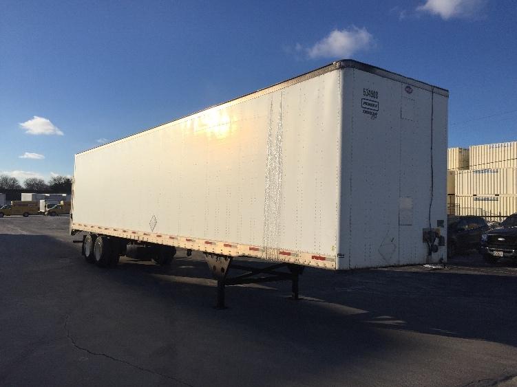 Dry Van Trailer-Semi Trailers-Utility-2006-Trailer-MILWAUKEE-WI-682,867 miles-$12,250