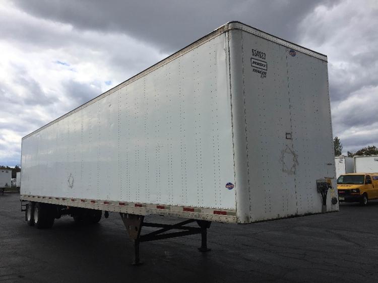 Dry Van Trailer-Semi Trailers-Utility-2006-Trailer-BENSALEM-PA-204,387 miles-$12,250