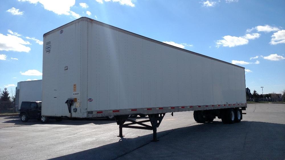 Dry Van Trailer-Semi Trailers-Utility-2006-Trailer-ALLEN PARK-MI-417,589 miles-$11,500
