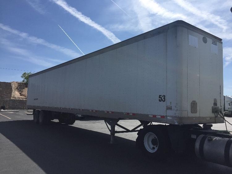 Dry Van Trailer-Semi Trailers-Great Dane-2005-Trailer-EL PASO-TX-348,837 miles-$12,000