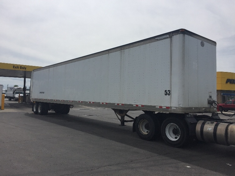 Dry Van Trailer-Semi Trailers-Great Dane-2005-Trailer-SOUTH HOLLAND-IL-345,313 miles-$10,750