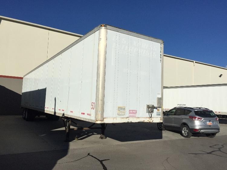 Dry Van Trailer-Semi Trailers-Great Dane-2005-Trailer-WEST VALLEY CITY-UT-221,492 miles-$12,750
