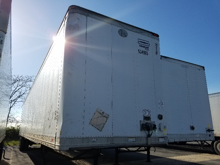 Dry Van Trailer-Semi Trailers-Great Dane-2005-Trailer-WACO-TX-959,365 miles-$10,500