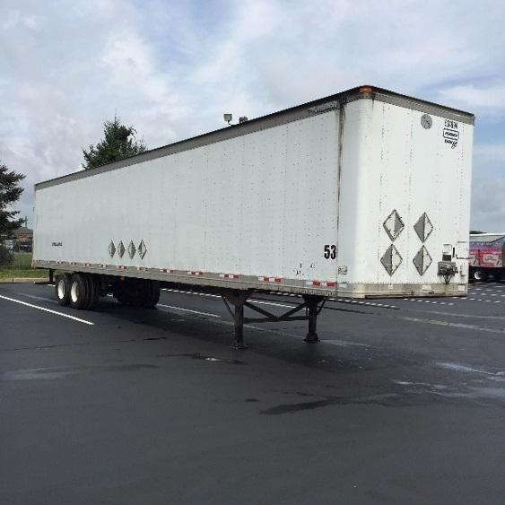 Dry Van Trailer-Semi Trailers-Great Dane-2005-Trailer-BETHLEHEM-PA-563,825 miles-$12,750