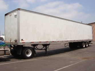Dry Van Trailer-Semi Trailers-Trailmobile-2006-Trailer-OLIVE BRANCH-MS-322,998 miles-$14,250