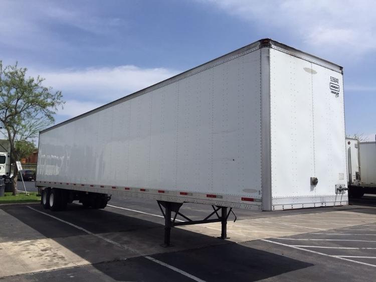 Dry Van Trailer-Semi Trailers-Trailmobile-2006-Trailer-WEST VALLEY CITY-UT-286,770 miles-$14,750