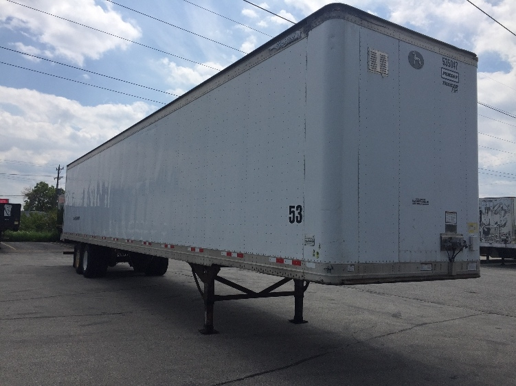 Dry Van Trailer-Semi Trailers-Great Dane-2006-Trailer-EAST PEORIA-IL-270,328 miles-$10,250